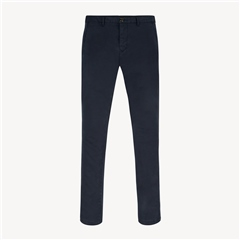 Tommy Hilfiger Navy - Denton Flex Satin Chino