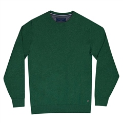 Marco Capelli Forest - Pima Cotton V-Neck Jumper