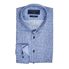 Marco Capelli Denim - Geo Print Shirt