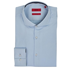 Blue - Kerry Slim Fit Shirt by Hugo