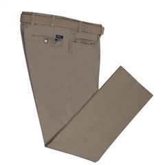 Bruhl Camel - Dover Pima Stretch Trousers
