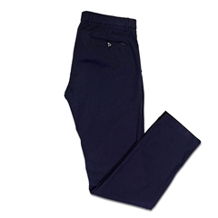 Light Navy - Stefano Trousers by Bugatti