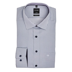 Lilac - Luxor Modern Fit Shirt by Olymp