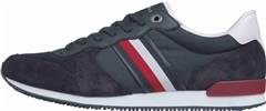 Tommy Hilfiger Anthracite - Iconic Runner