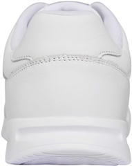 Tommy Hilfiger White - Lightweight Leather Trainers