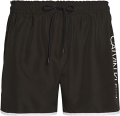 Calvin Klein Black - Short Runner Shorts