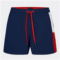 Tommy Hilfiger Blue - Medium Drawstring Side Flag
