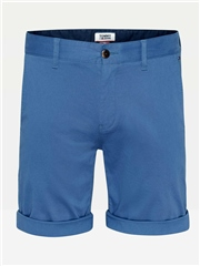 Tommy Jeans Blue - Regular Fit Chino Shorts