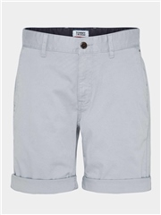Tommy Jeans Lt.Grey - Regular Fit Chino Shorts