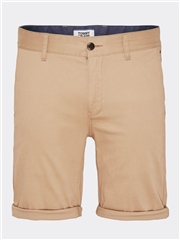 Tommy Jeans Khaki - Regular Fit Chino Shorts