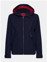 Tommy Hilfiger Navy - Flex Hooded Jacket