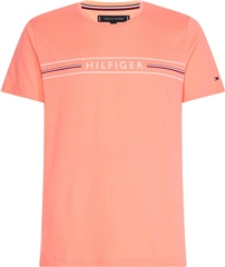 Tommy Hilfiger Coral - Regular Fit Logo T-Shirt