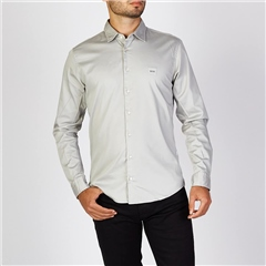 Hugo Boss Silver - Mypop Slim Fit Shirt