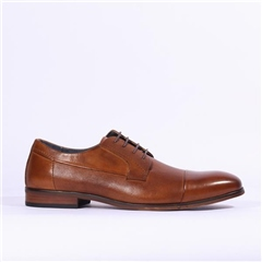 Tommy Bowe Footwear Cognac - Liberty Shoe