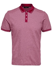 Selected Red - Regular Fit Polo Shirt