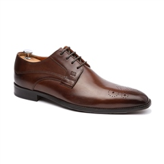 Gordon & Bros Dark Brown - Milano Lorenzo Shoes