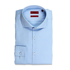 Hugo Blue - Kason Slim Fit Easy Care Shirt