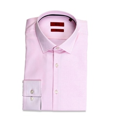 Hugo Pink - Koey Slim Fit Easy Care Shirt