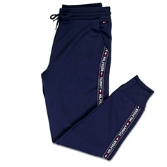 Tommy Hilfiger Navy - Authentic Cuffed Lounge Track Pant