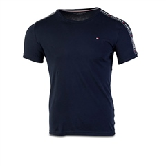 Navy - Jersey T-Shirt by Tommy Hilfiger