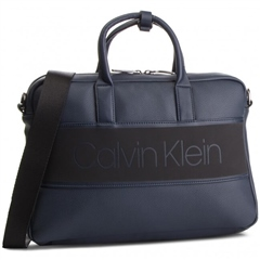 Calvin Klein Black - Strike Slim Laptop Bag