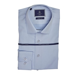 Marco Capelli Blue - Slim Fit Business Shirt