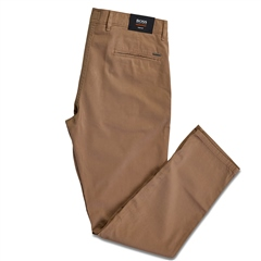Hugo Boss Beige - Schino Slim Chino Trouser