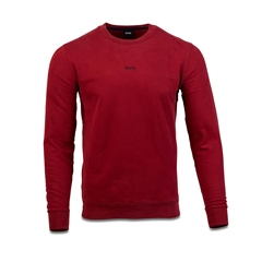 Hugo Boss Red - Weevo Relaxed Fit Sweatshirt
