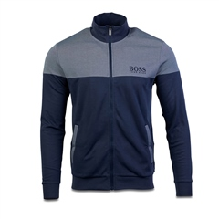 Hugo Boss Navy - Tracksuit Zipthru Jacket
