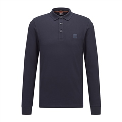 Dk Blue - Passerby Polo by Hugo Boss
