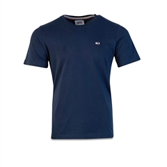 Tommy Jeans Navy - Classic Jersey T-Shirt