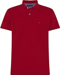 Tommy Hilfiger Red - Regular Fit Polo