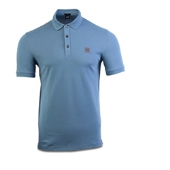 Hugo Boss Teal - Passenger Slim Fit Polo