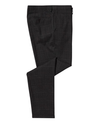Remus Uomo Charcoal - Slim Fit Leroy Trouser