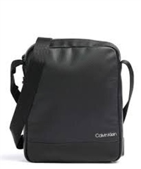 Calvin Klein Black - Cross Body Reporter Bag