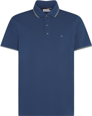 Calvin Klein Denim - Stretch Pique Tipping Polo