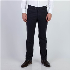 Meyer Navy - Modern Fit Chicago Chinos