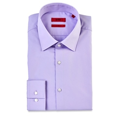 Hugo Lilac - Kennoslim Fit Formal Shirt