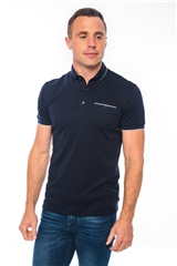 Xv Kings By Tommy Bowe Saphire - Chest Pocket Polo Shirt