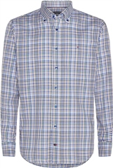 Tommy Hilfiger Green - Twill Check Shirt