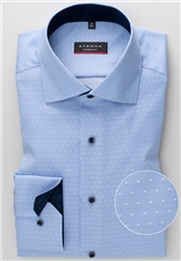 Eterna Blue - Dot Modern Fit Shirt