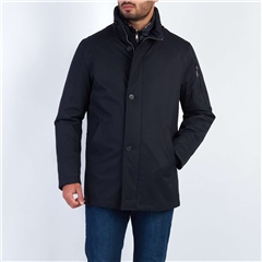 Bugatti Navy - Rainseries Coat