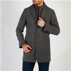 Marco Capelli Grey - Short Coat