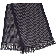 Michaelis Anthracite - Knitted Scarf
