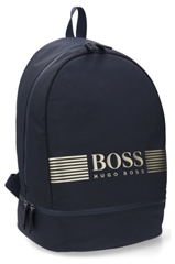 Hugo Boss Navy - Pixel Backpack