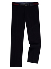 Remus Uomo Light Navy - Bart Cotton Trousers