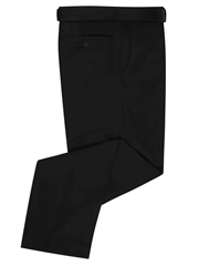 Remus Uomo Black - Leroy Trousers