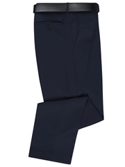 Navy - Leroy Trousers by Remus Uomo