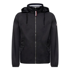 Tommy Jeans Black - Tjm Essential Hooded Jacket