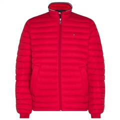 Tommy Hilfiger Red - Quilted Packable Jacket